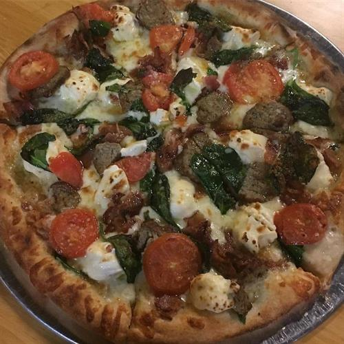 Thor's Legacy Specialty Pizza