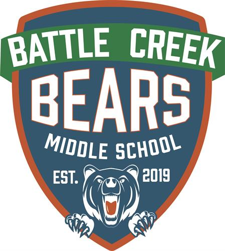 Battle Creek Middle School Crest