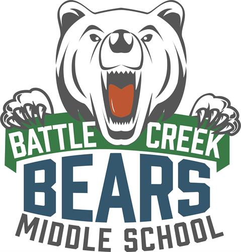 Battle Creek Middle School Logo