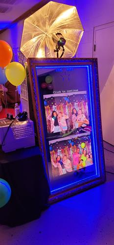 One of a kind Photo Booth