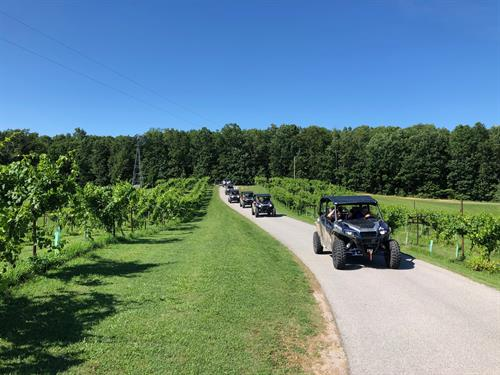 Hampshire Winery Ride/Tour