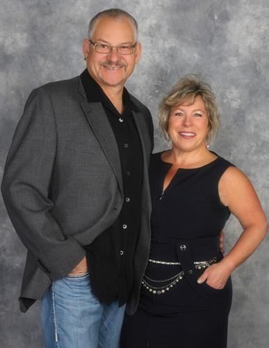 Joel & Audrey Martinchek (Team Martinchek)