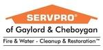 Servpro of Gaylord & Cheboygan