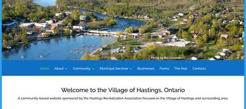 Hasting Revitalization Association
