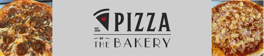 Pizza by The Bakery