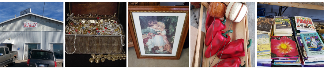 The Hidden Treasure Chest (Flea Market)