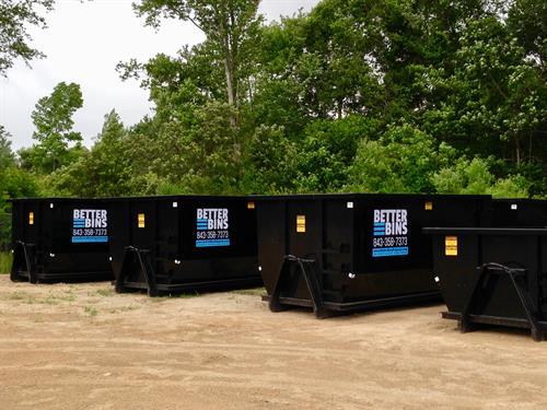 15 yard dumpsters