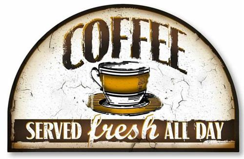 Fresh coffee provided to all our students!