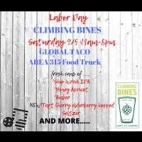 Bines Fest at Climbing Bines