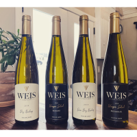 Virtual Tasting of Schulhaus Red & Merlot with Weis Vineyards