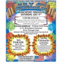 Branchport/Keuka Park July 4th Spectacular