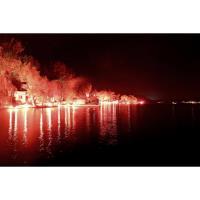 Festival of Lights on Keuka Lake