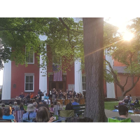 Concerts on the Courthouse Lawn