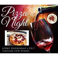 Pizza Night @ Vineyard View Winery
