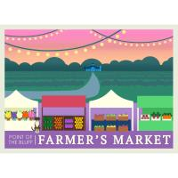 Farmers Market at Point of the Bluff Vineyards