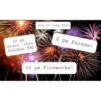 Branchport Fireworks