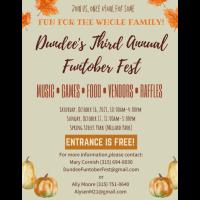 Dundee Funtober Fest - 3rd Annual