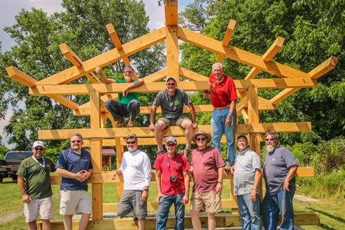 timber framing class