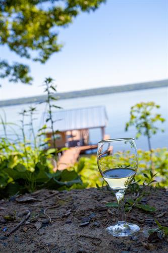 Beautiful views and delicious wines are what you'll find on Seneca Lake.