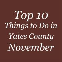 Top 10 Things to Do in November