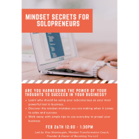 6 Mindset Secrets to Succeed as a Solopreneur