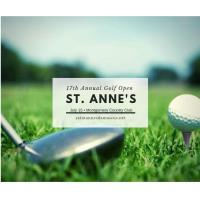 St. Anne's 17th Annual Golf Open