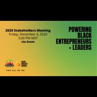 2020 Stakeholders Meeting