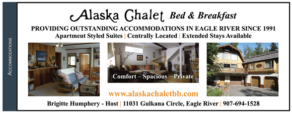 Alaska Chalet Bed & Breakfast