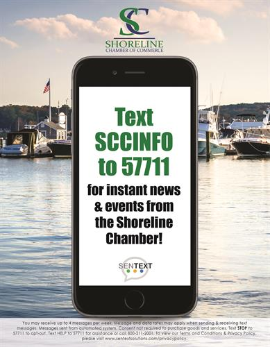 Stay up to date on chamber happenings!