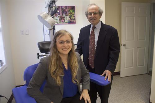 Dr. Morer and Dani