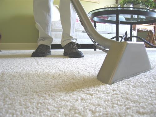 We steam clean wall to wall carpets in your home or office