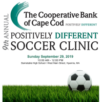 9th Annual Positively Different Soccer Clinic