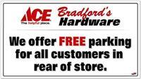 Bradford's Ace Hardware