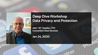 Cape Cod Tech Council Workshop: Data Privacy and Protection for Businesses and IT Pros