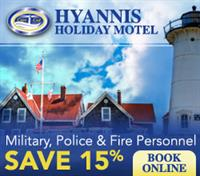 Hyannis Holiday Motel - Hyannis