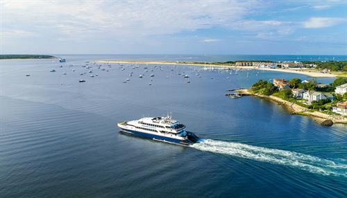High-speed Ferry M/V Iyanough