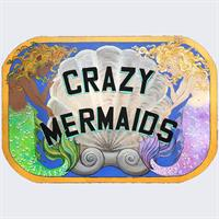 Paint a mermaid at Crazy Mermaids in Hyannis.
