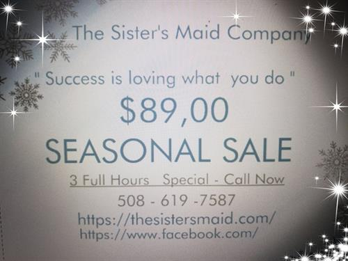 Our Winter Special Sale!