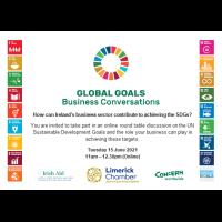 Global Goals: Business Conversations