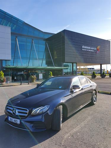 Executive transfers from Shannon airport