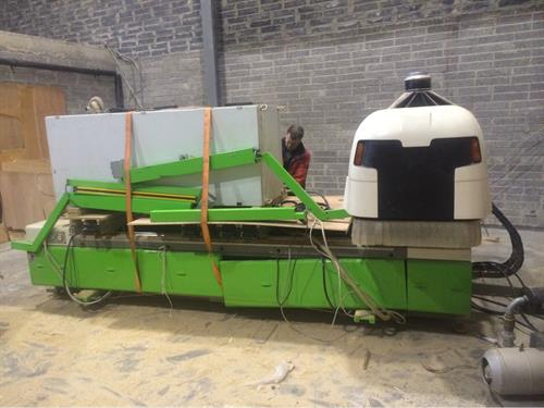 CNC Router - Used to cut material with accuracy