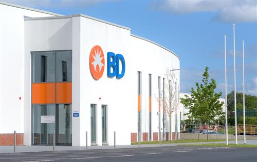BD Research Centre Ireland main building