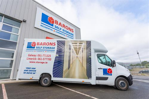 Barons Self Storage - Free Move In