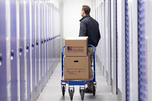 Residential Self Storage