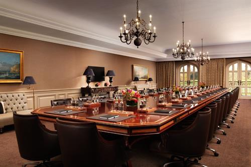 Adare Manor Boardroom