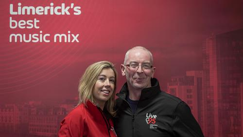 Mark & Catriona from the Breakfast Show 6am - 9am Monday - Friday