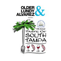 13th Annual Taste of South Tampa presented by Older, Lundy & Alvarez