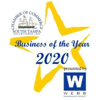SOLD OUT - 2020 South Tampa Chamber Annual Meeting & Awards Dinner - Feb. 13th
