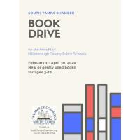 Book Drive for Early Learning!