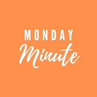 #MondayMinute: What you need to know this week